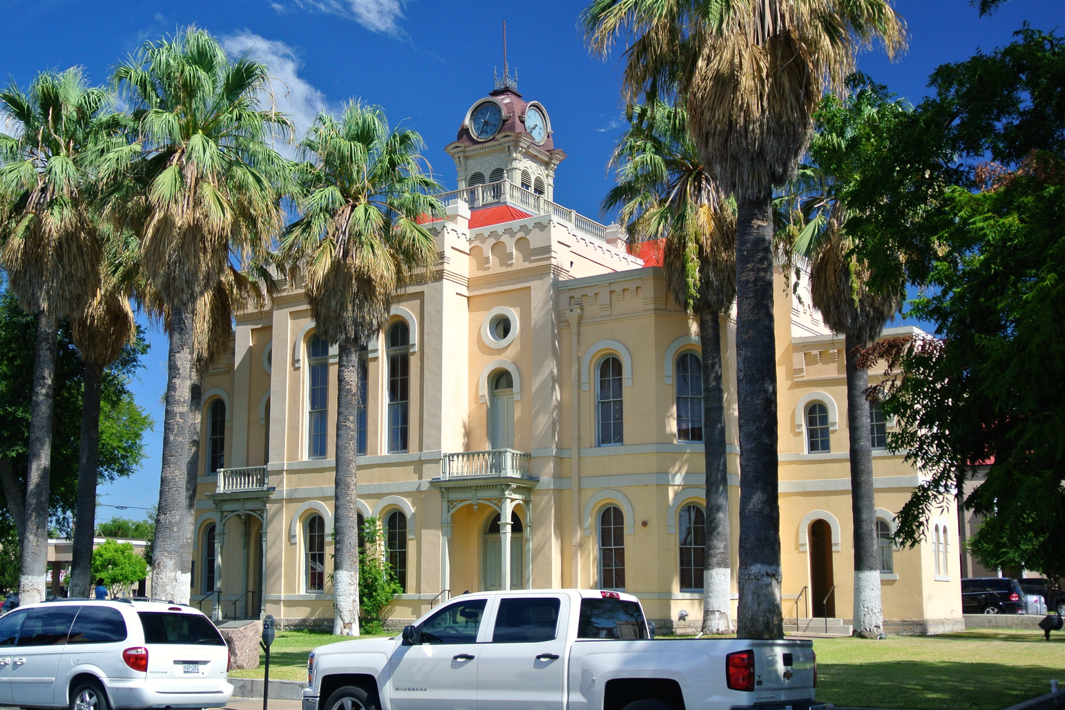 Maverick County Courthouse, Eagle Pass, Texas