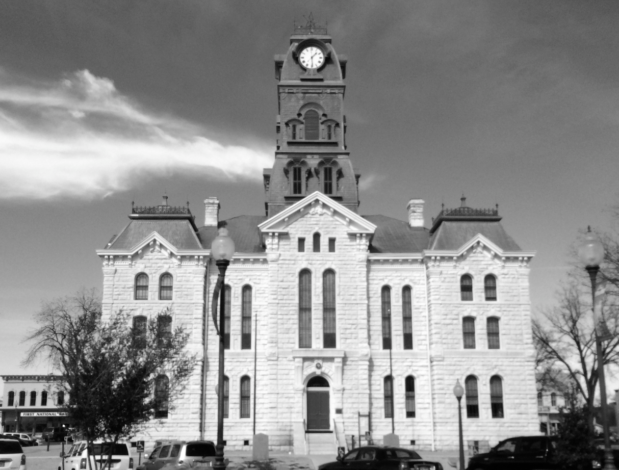 Hood County Courthouse, Granbury, Texas
