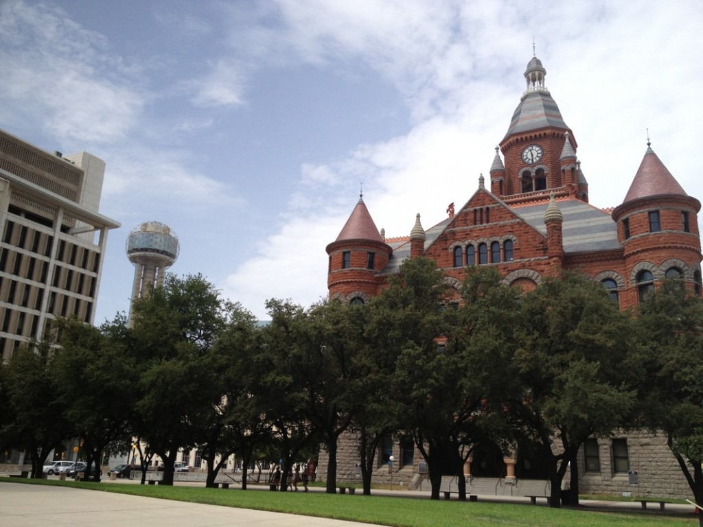 Dallas County Courthouse, Dallas, Texas