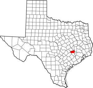 Washington County, Texas