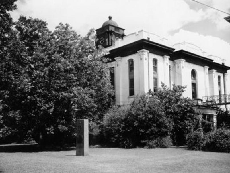 Bastrop County Courthouse, Bastrop, Texas