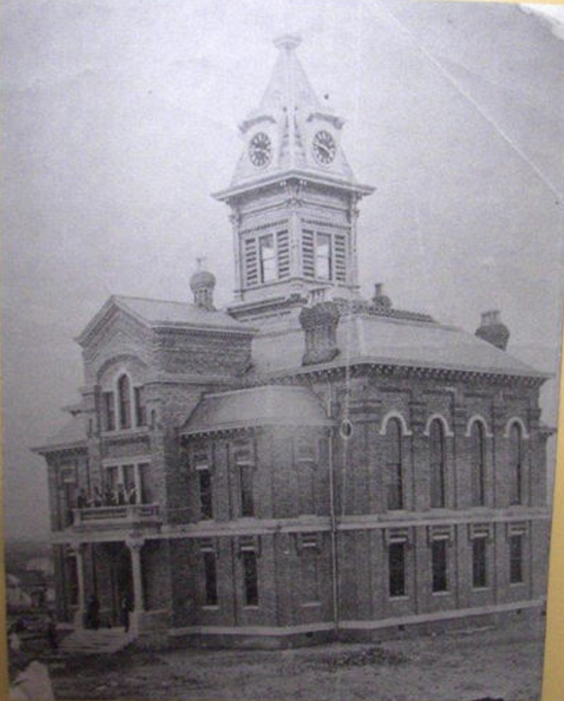 Fort Bend County Courthouse, Richmond, Texas