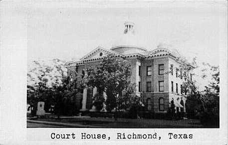Fort Bend County Courthouse – Richmond, Texas | 254 Texas ...