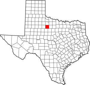 Haskell County, Texas