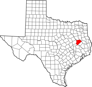 Houston County, Texas