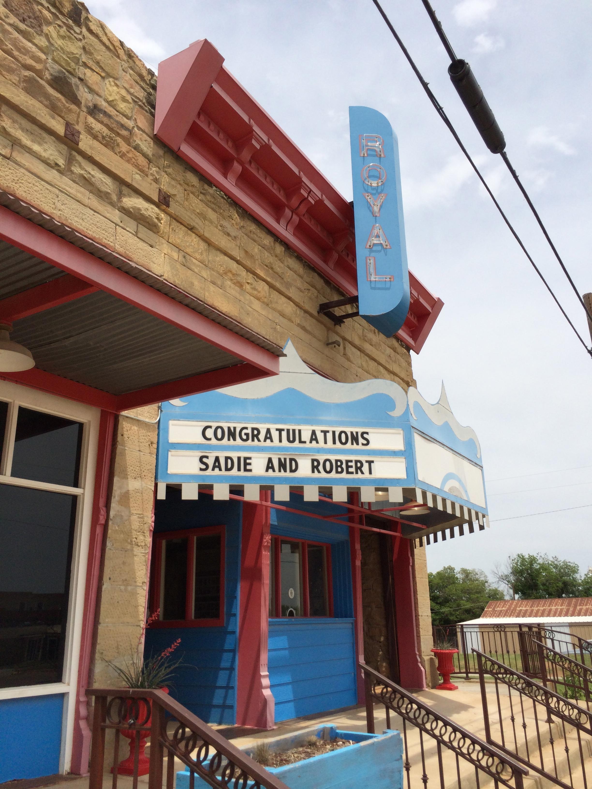 Murns Cafe Archer City