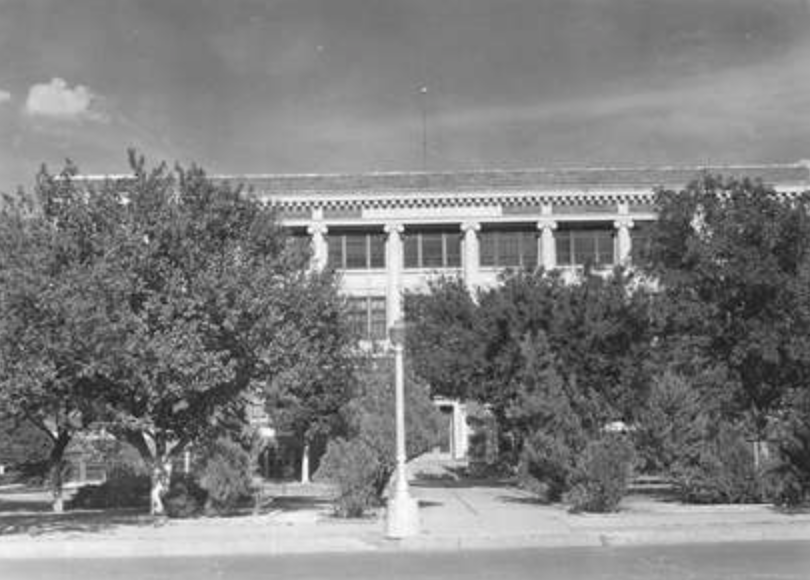 Taylor County Courthouse, Abilene, Texas