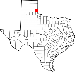 Collingsworth County, Texas