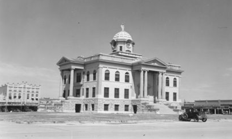 Foard County Courthouse, Crowell, Texas