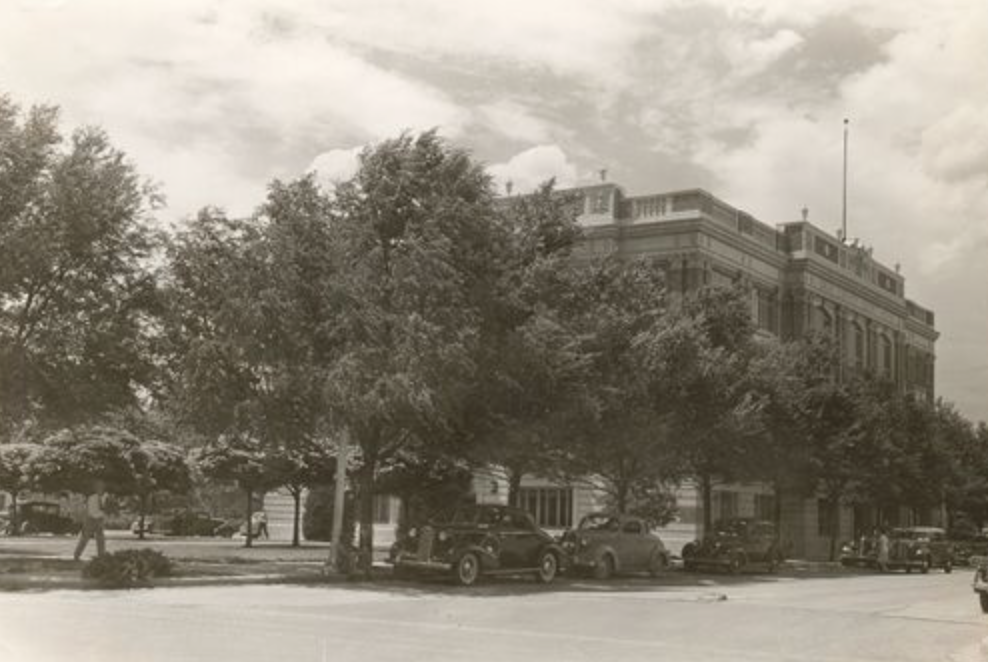 Gray County Courthouse, Pampa, Texas