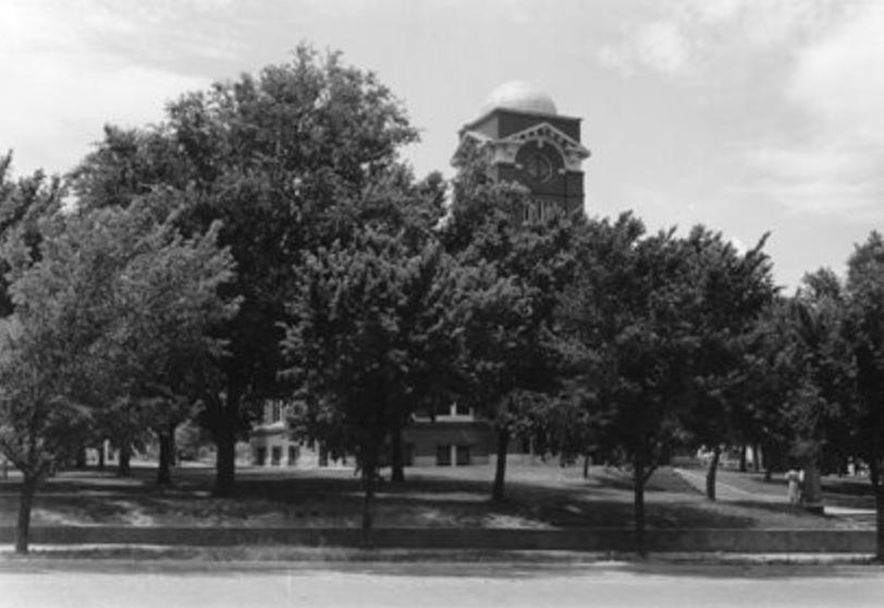 Hemphill County Courthouse, Canadian, Texas