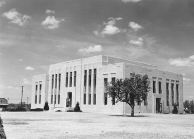 Knox County Courthouse, Benjamin, Texas