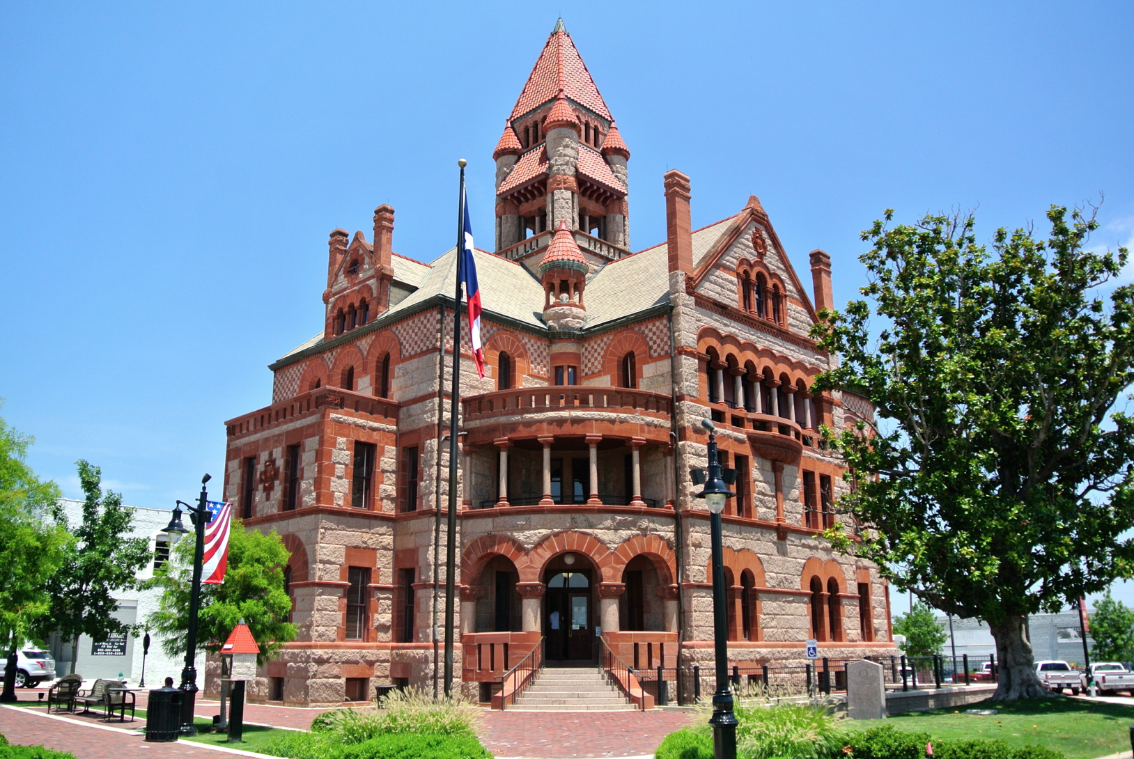 Hopkins County Courthouse, Sulphur Springs, Texas