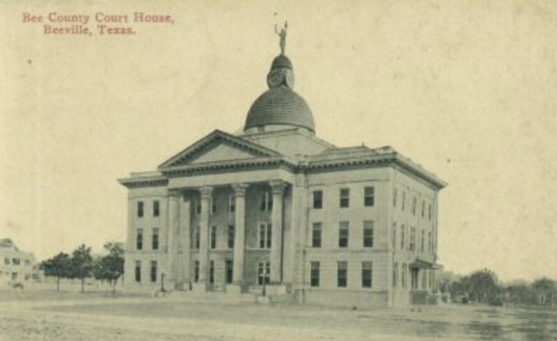 Bee County Courthouse, Beeville, Texas
