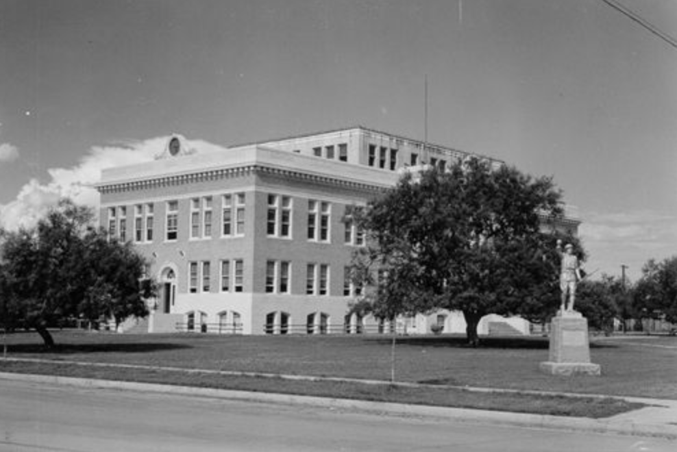 San Patricio County Courthouse, Sinton, Texas