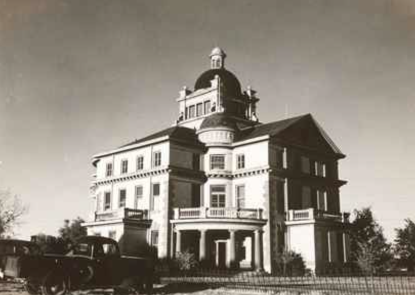 1908 Martin County Courthouse
