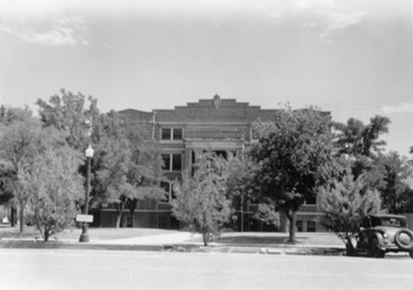Dawson County Courthouse, Lamesa, Texas