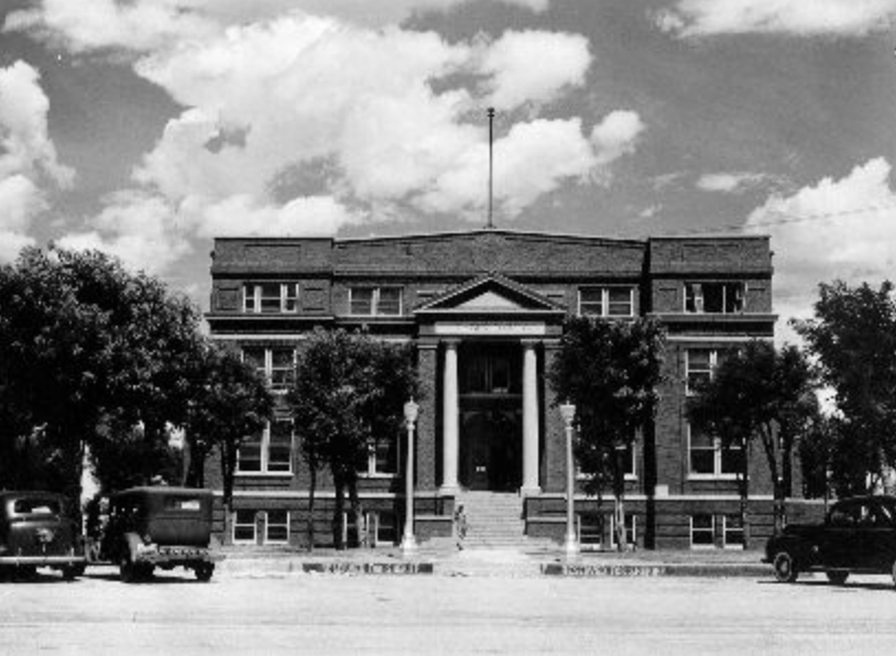 Gaines County Courthouse, Seminole, Texas