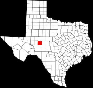 Irion County Texas