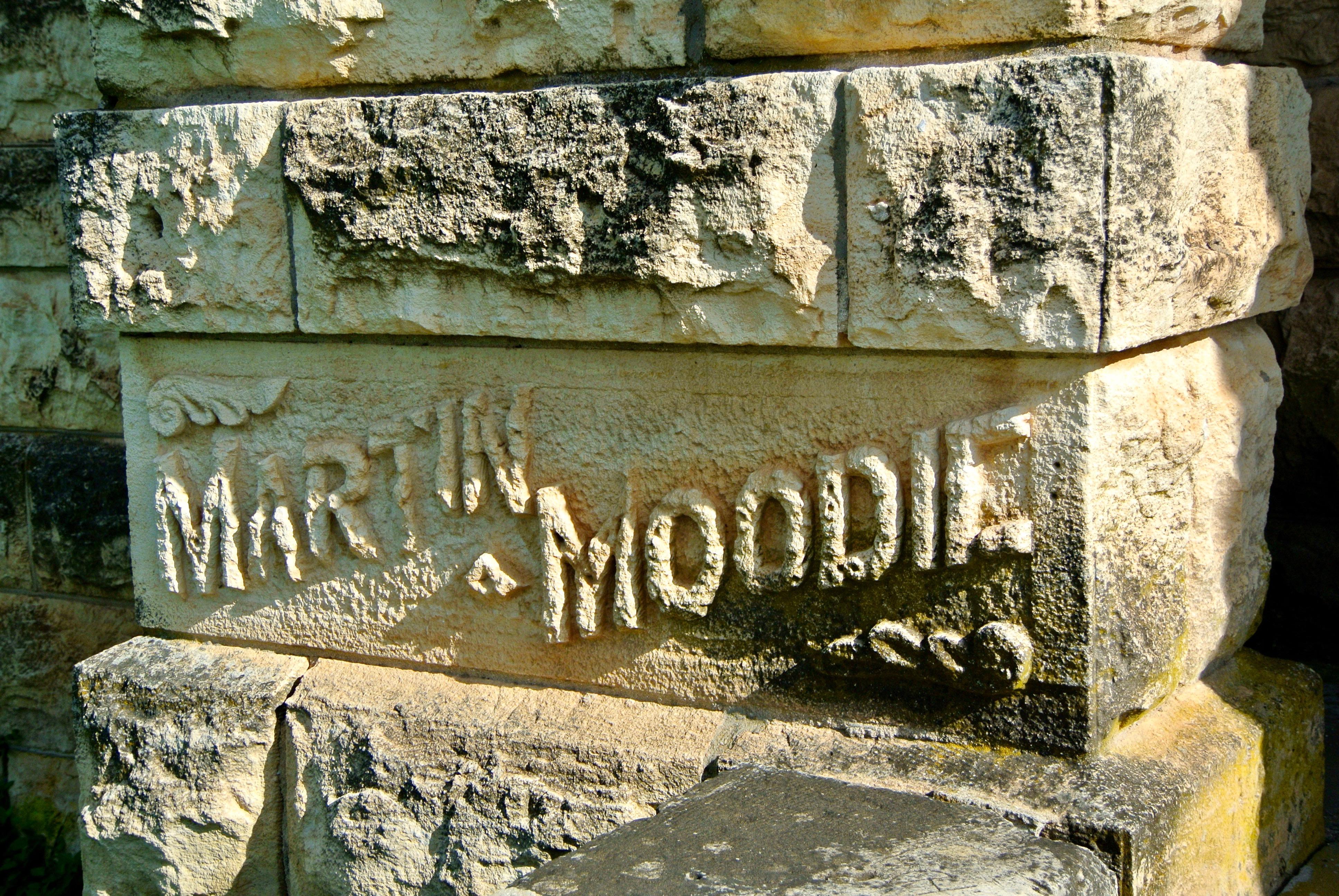 Martin and Moodie Sherwood