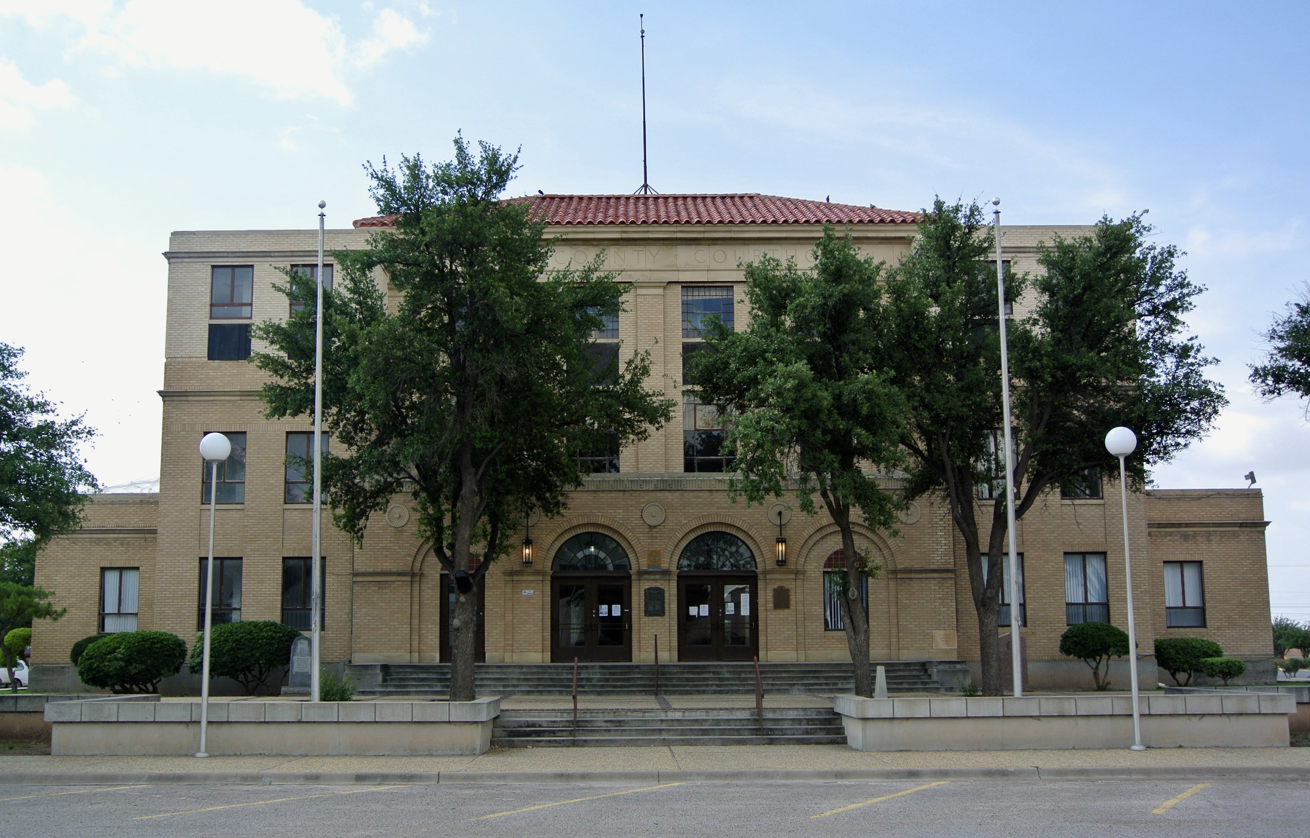 Reeves County Courthouse, Pecos, Texas