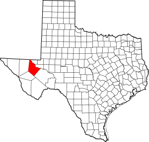 Reeves County, Texas