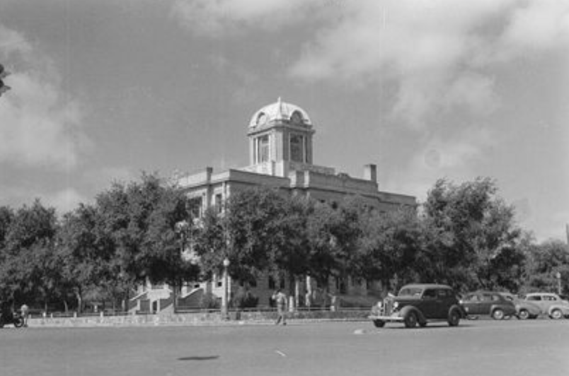 Scurry County Courthouse, Snyder, Texas