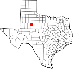 Scurry County, Texas