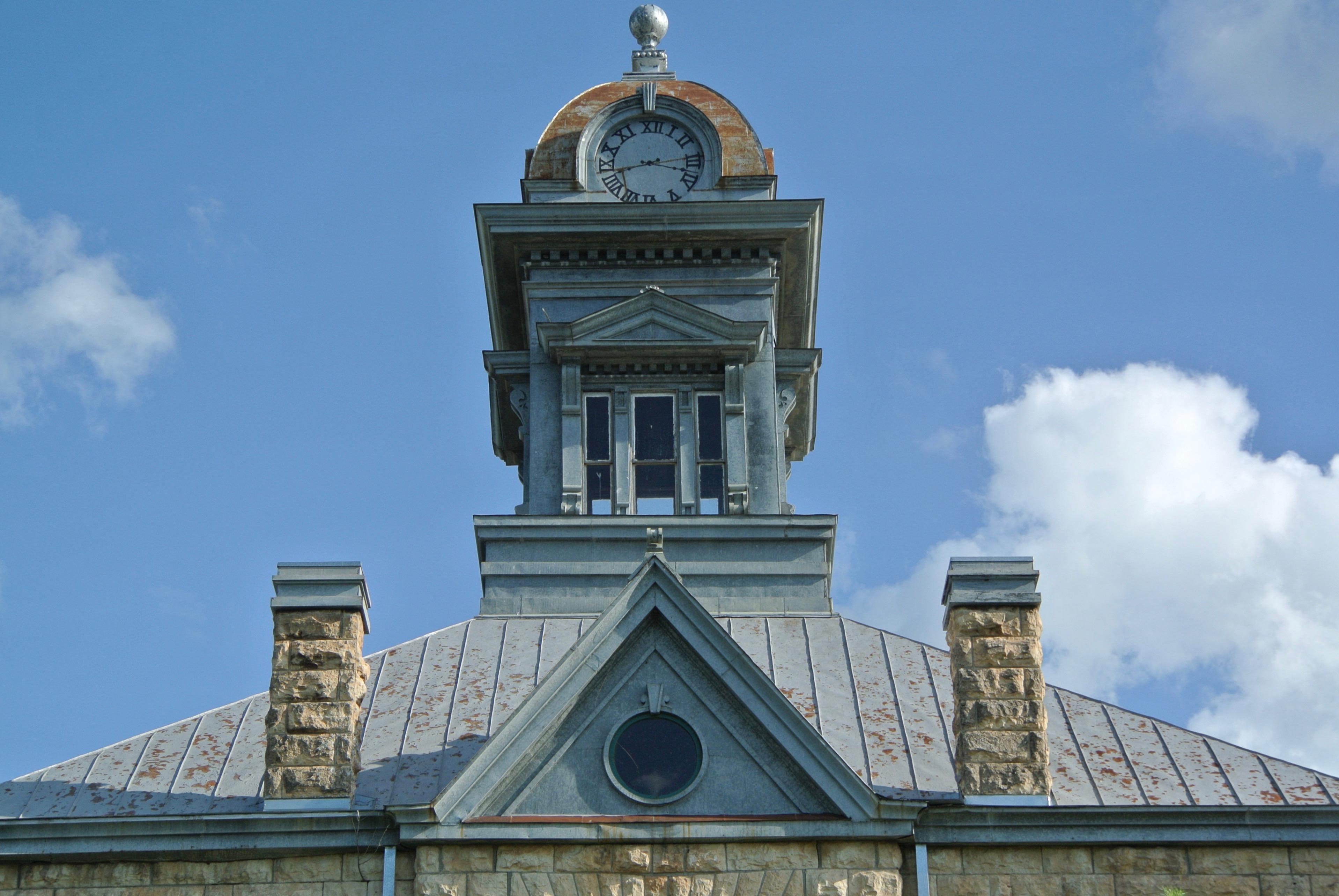 Sherwood Courthouse Sherwood Texas