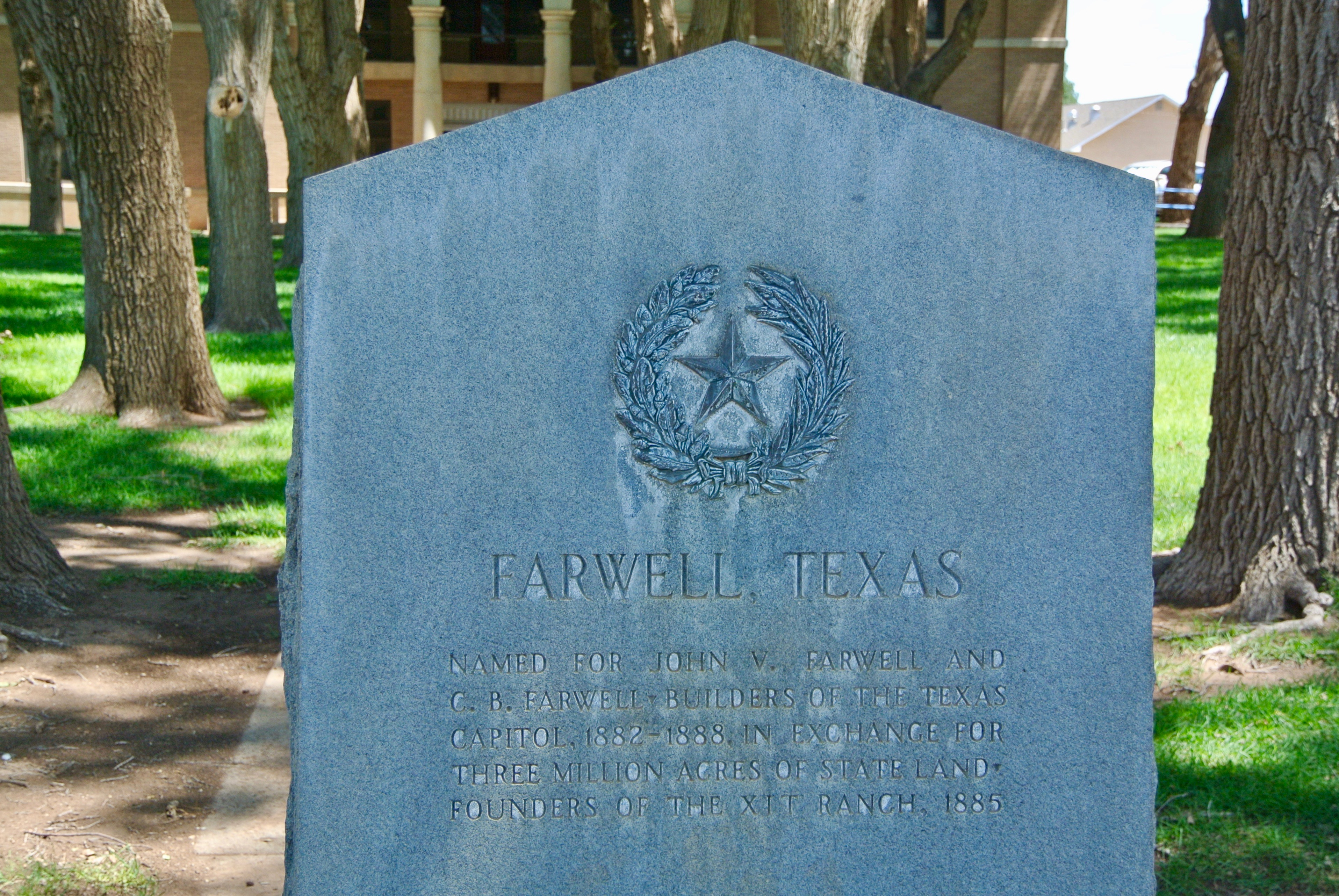 Farwell Monument