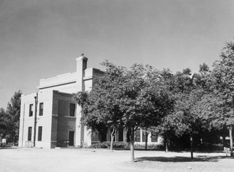 Parmer County Courthouse, Farwell, Texas