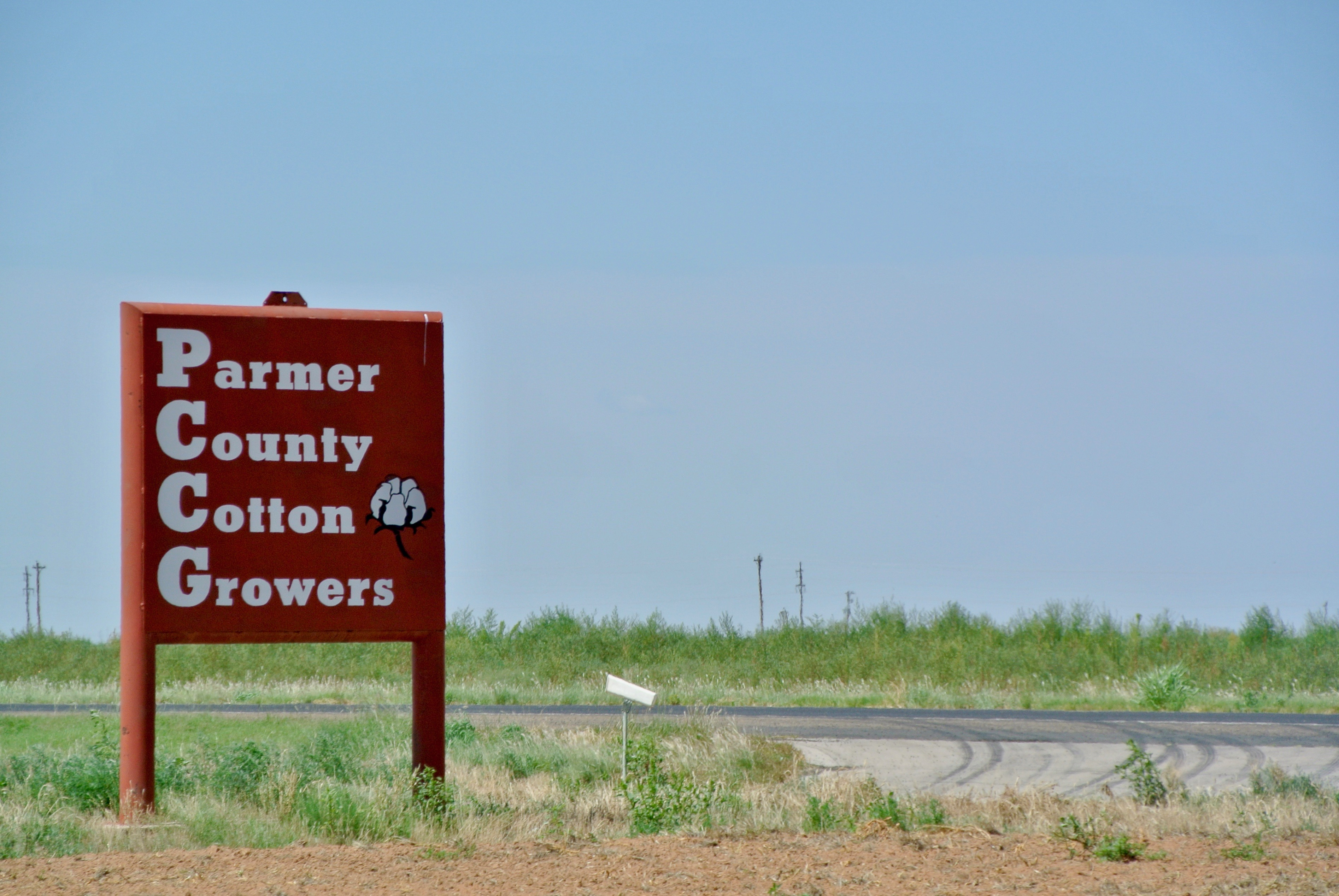 Parmer County Texas 2534