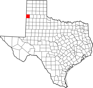 Parmer County, Texas